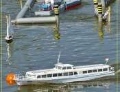 Tolóhajó modellek 13. bárkamozgató versenye