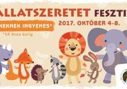 Ingyenes a belépés minden gyereknek a Fővárosi Állatkertbe az Állatszeretet Fesztiválon!