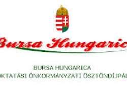 Bursa Hungarica Ösztöndíj pályázat