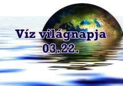 Víz világnap