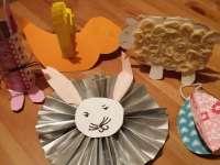 5 Könnyű és gyorsan elkészíthető húsvéti dísz