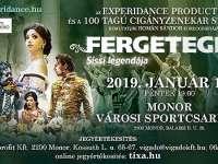 Monor - Experidance: Fergeteges - Sissi legendája