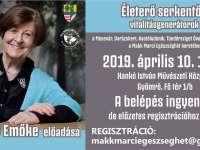 Életerő serkentők vitalitásgenerátorok - Prof. Bagdy Emőke előadása