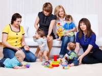Baba-mama programok, foglalkozások Monoron és környékén