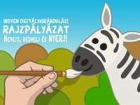 Rajzpályázat Én és az állatok címmel