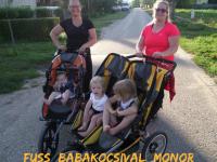 Új anyukás közösség alakult Monoron - Fuss babakocsival MONOR