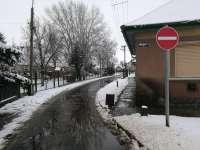 Új forgalmi rend a Kossuth Óvodába járó gyerekek biztonsága érdekében