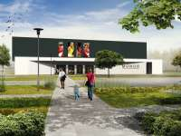 Hamarosan kezdődhet az új sportcsarnok építése - Monor
