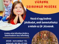 Sikeres a monori kisgyermekes családok körében a Zsibongó mise