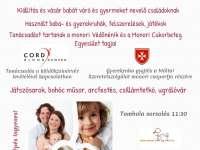 Tavaszi Bababörze és családi nap a Jászai iskolában